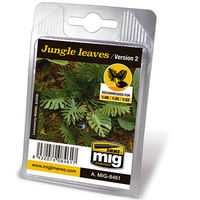 JUNGLE LEAVES (VERSION 2)