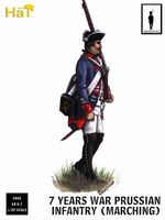 7 Years War Prussian infantry (marching)