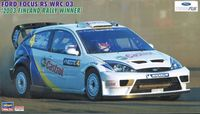 Ford Focus RS WRC 03 `2003 Rally Finland Winner`