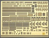 QG35 Japanese Navy Ships Photo Etched Parts - Image 1