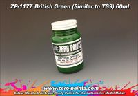 1177 British Green (Similar to TS9)