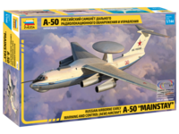 "Russian Airborne Early Warning and Control (AEW) Aircraft A-50 ""Mainstay"""