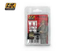 AK 3090 WWI German Uniforms Set
