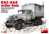 GAZ-AAA  w/BOX BODY