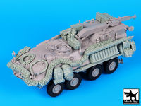 LAV-R accessories set for Trumpeter