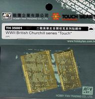 WWII British Churchill series Touch - Image 1