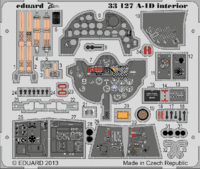 A-1D interior S.A.  1/32 TRUMPETER - Image 1
