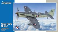 "Fairey Firefly AS Mk.7 ""Anti-submarine version"" - Image 1"