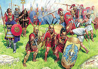 Republican Roman Infantry